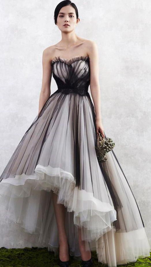 Gown Prom Dresses, Black Ball Gown Evening Dresses, Gown Long ...