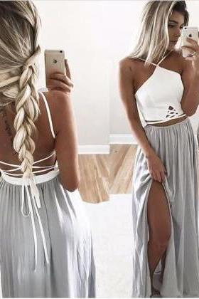 Charming Prom Dress,Long Evening Dress,Backless Prom Dresses, Sexy Prom Gown,Prom Party Dress